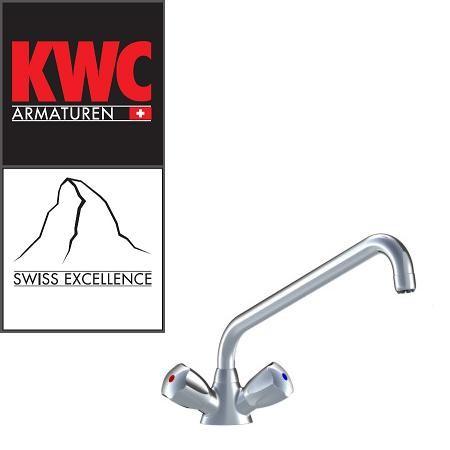 KWC Gastro K.24.41.24.000C02 Gastronomie-Armatur Zweihebelmischer