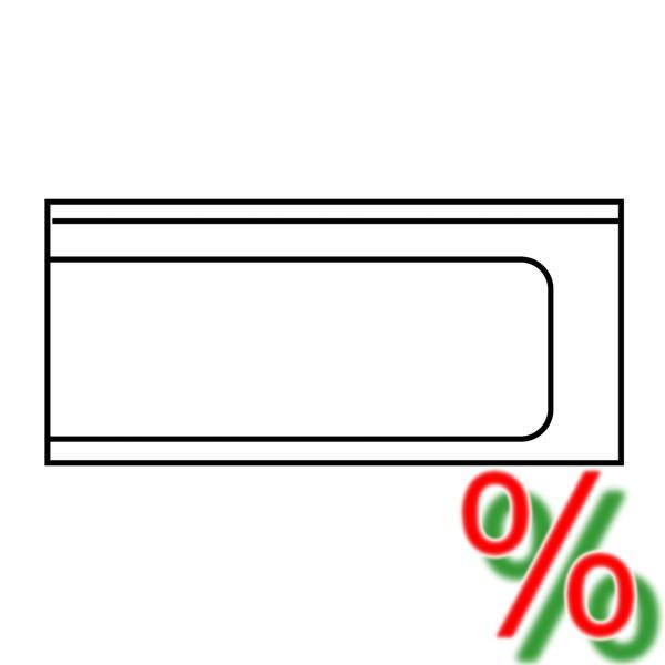 Ablauftisch Ecoline rechts - Breite 120 cm