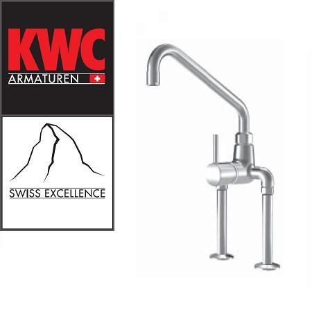 KWC 24.503.184.000 Gastro - Gastronomiearmatur Einhebel - Zweiloch - hoch