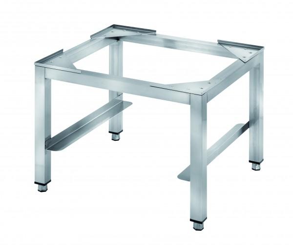 Untergestell für Untertisch-Spülmaschinen für 50x50 Spülkörbe