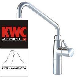 KWC 24.501.054.000 Gastro Einhebel-Einloch-Armatur hoch