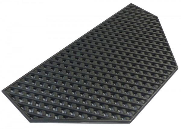 Halber Grillrost aus Gusseisen - für Diamant Grill 17-80500