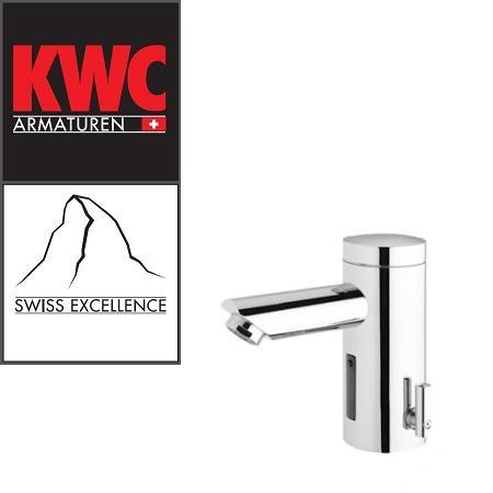 KWC Gastro K.12.QB.51.000B23 / K.12.QB.51.000N23 berührungslose Infrarot-Armatur für Handwaschbecken