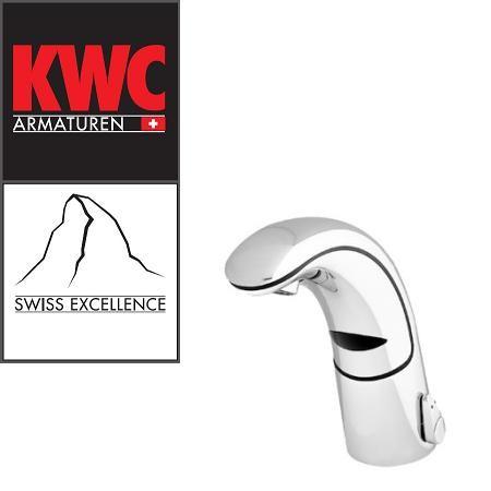 KWC Gastro K.12.JK.52.000U23 berührungslose Infrarot-Armatur mit Unterputz-Netzteil